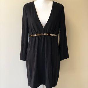 New halston heritage black dress